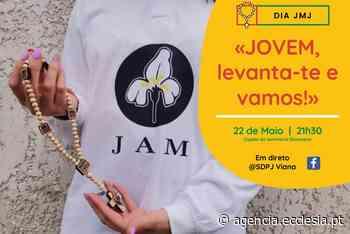 Viana do Castelo: «Dia JMJ» com oração do terço na vigília de Pentecostes (2021-05-22) - Agência Ecclesia