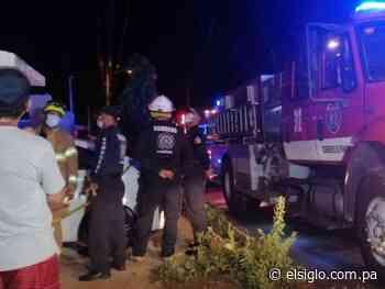 Tragedia en Chitré, corrientazo se llevó a dos soldadores - El Siglo Panamá