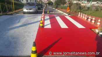DEMUTRAN trabalha diariamente em melhorias do trânsito de Itapeva - Jornal Ita News