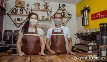 Emprendimiento cafetero en el barrio Jordán de Ibagué - Caracol Radio