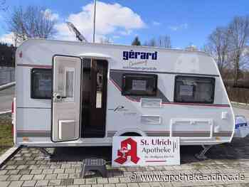 Peissenberg: Das Testzentrum im Wohnwagen - APOTHEKE ADHOC