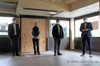 Umbauarbeiten für Bioladen in Bad Rappenau sind auf der Zielgeraden - Heilbronner Stimme