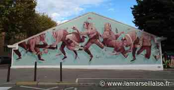 Port-de-Bouc rhabille ses murs à la mode street art - Journal La Marseillaise