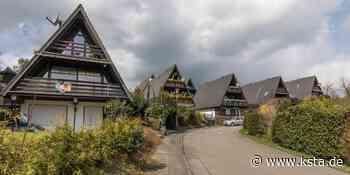 Heidberg: Reichshof will Ferienhausgebiet zum Wohngebiet machen - Kölner Stadt-Anzeiger
