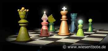 Endlich wieder Schach in Eggolsheim - Der Neue Wiesentbote