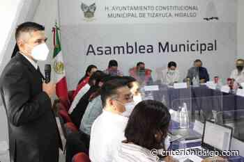Rechaza Cabildo de Tizayuca perfil para la Contraloría local - Criterio Hidalgo