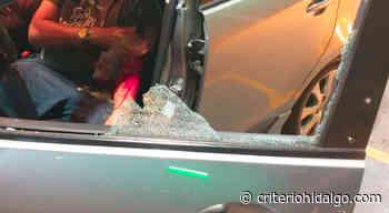 Delincuentes asaltan a peatón en el Nuevo Tizayuca - Criterio Hidalgo