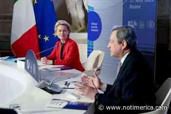 Cumbre UE.- Los líderes UE retoman las cumbres presenciales este lunes con la COVID, la migración y Rusia en la agenda - www.notimerica.com
