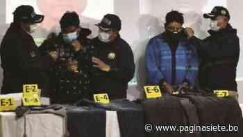 Capturan a los acusados del asesinato en Villa El Carmen - Diario Pagina Siete