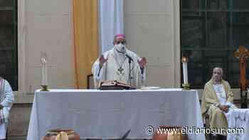 Misas: el Obispado de Lomas se expresó por las restricciones - El Diario Sur