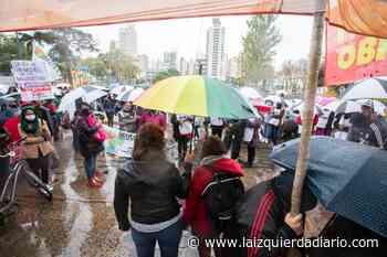 Lomas de Zamora: radio abierta para repudiar las amenazas de sectores antiderechos - La Izquierda Diario