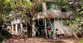 Vivienda antigua está a punto de colapsar, en Pueblo Viejo - Vanguardia de Veracruz