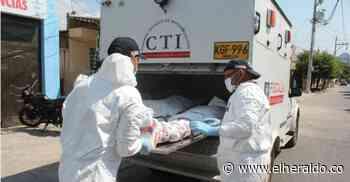 Encuentran cadáver de un hombre en Bosconia, Cesar - EL HERALDO