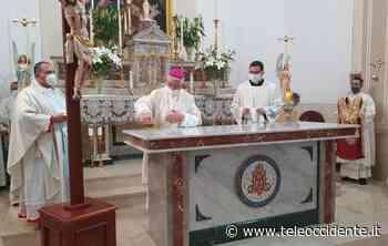 Partinico, celebrato rito di dedicazione della Chiesa M.SS. del Rosario (Video) - Tele Occidente