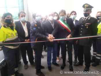 Covid, inaugurato il centro vaccini a Misterbianco - CataniaNews.it