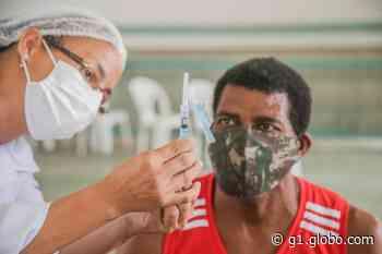 Cabo de Santo Agostinho começa a vacinar contra a Covid-19 pessoas com 30 anos ou mais que têm doenças pré-existentes - G1