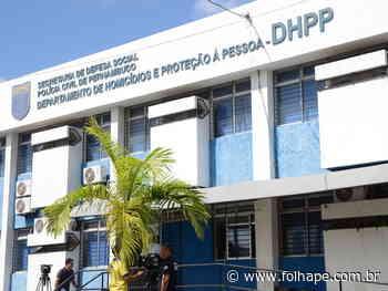 Taxista é assassinado durante corrida no Cabo de Santo Agostinho - Folha de Pernambuco