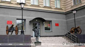 09:07 New head of Minsk Suvorov Military School appointed President - Belarus News (BelTA)