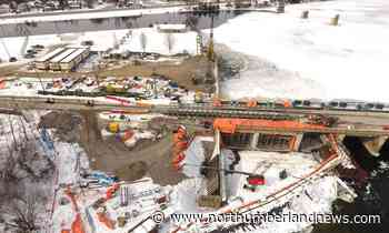 News Ranney Falls Dam 10 bridge to be temporarily closed in Campbellford Northumberland News 0 Comments - northumberlandnews.com
