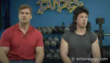 VIDEO: THE MOST META (AND FUNNY) DISCUSSION BETWEEN ARNOLD AND STALLONE EVER - ACTION A GO GO