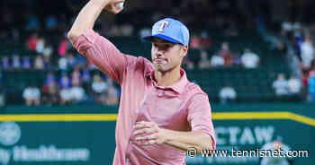 John Isner wird ein (kleiner) Teil der Baseball-Geschichte - tennisnet.com