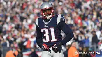 Tyler Gaffney zu den New England Patriots: Football-Profi mit Baseball-Karriere - RAN