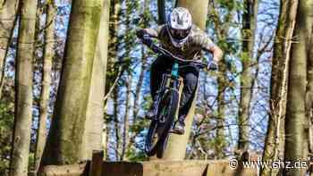 Behörde contra Radsport: Wird die Downhill-Strecke im Malenter Holm verboten? | shz.de - shz.de