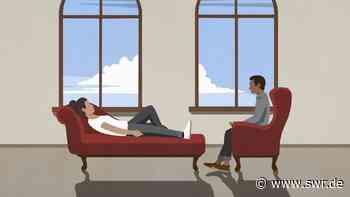 Psychotherapie | Rainer M. Holm-Hadulla über die Wirksamkeit von therapeutischen Gesprächen - SWR