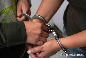 Los capturaron en La Jagua de Ibirico en medio de una persecución - ElPilón.com.co