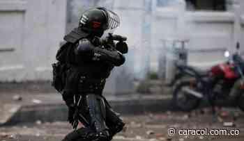 Denuncian represión, exceso de fuerza y capturas arbitrarias en La Romelia - Caracol Radio