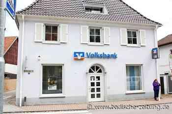 Nach Banküberfall in Hartheim wurde ein zweiter Verdächtiger festgenommen - Hartheim - Badische Zeitung