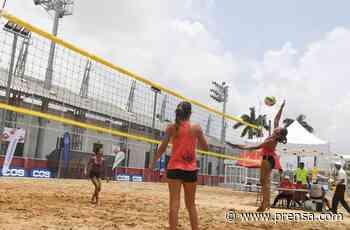 Viene la Copa Calicho Ruiz de voleibol de playa, en Boquerón - La Prensa Panamá