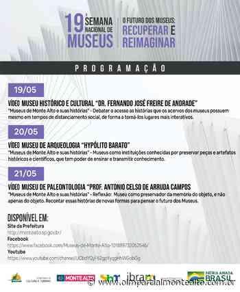 Monte Alto integra a 19ª Semana Nacional dos Museus – Jornal O Imparcial - O Imparcial – Monte Alto
