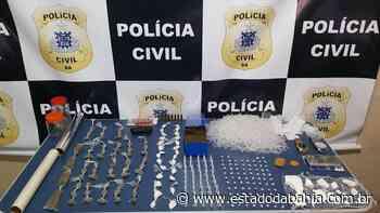 Flagrante Homem é flagrado com drogas e munições em Paulo Afonso - Rahiana