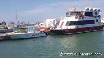 Sucre: Incorporan nuevo buque en la ruta Araya-Cumaná - El Universal (Venezuela)