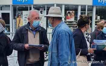 Départementales dans les Hauts-de-Seine : à Antony, le maire en campagne pour assurer l'après-Devedjian - Le Parisien