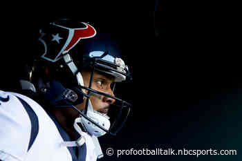 Will the NFL place Deshaun Watson on paid leave?