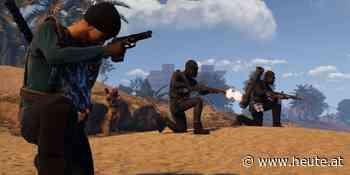 """""""Rust Console Edition"""" für PS4 und Xbox One ist da - Heute.at - Nachrichten und Schlagzeilen"""