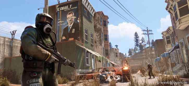 Rust Console Edition für PS4 und Xbox One veröffentlicht - 4Players Portal
