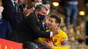 La salida de Messi desinflaría la marca del Barça por debajo del Madrid, United y City - Vozpópuli