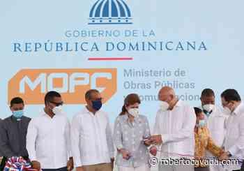 Vicepresidenta entrega hospital de Las Terrenas, Samaná y supervisa avances del Plan Vacúnate RD   RC Noticias - Roberto Cavada