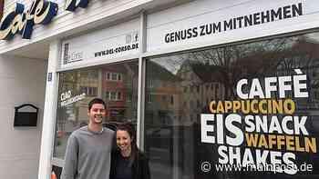 MP+ Mellrichstadt hat wieder eine Eisdiele - Main-Post