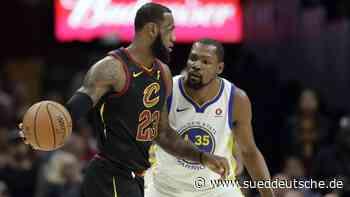 LeBron James und Kevin Durant wählen All-Star-Spieler aus - Süddeutsche Zeitung - SZ.de
