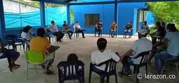 Alcaldía atendió el llamado de Caño Viejo y anuncia intervención de la vía de acceso - LA RAZÓN.CO