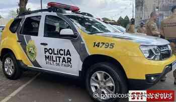 Filho ameaça mãe com faca em Santa Terezinha de Itaipu - portalcostaoeste.com.br