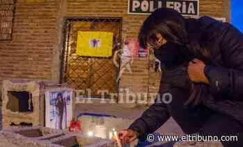 Coautoría, la imputación por el femicidio en San Calixto - El Tribuno.com.ar