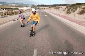 Skateboard mit Elektromotor nachrüsten: So geht's - Euronics Trendblog