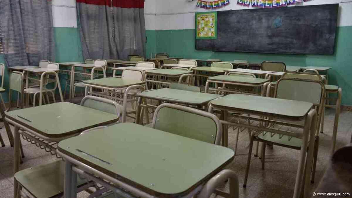 Por falta de alumnos, cierran temporalmente la Escuela de La Horqueta - Diario El Esquiu