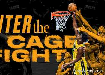 HEAT-Bucks Game 1: Enter The Cage Fight