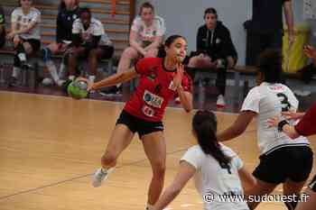 Handball/D2F : Battu de peu à Saint-Junien, Aunis dit adieu au maintien - Sud Ouest